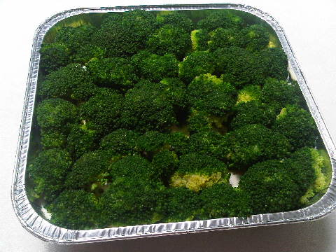 broccoli disusun