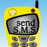 SMS us